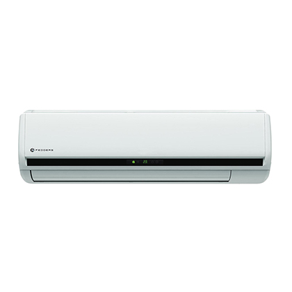 Aire Split Frio Calor 5332f / 6200w Fedders Ms62hr3 Blanco