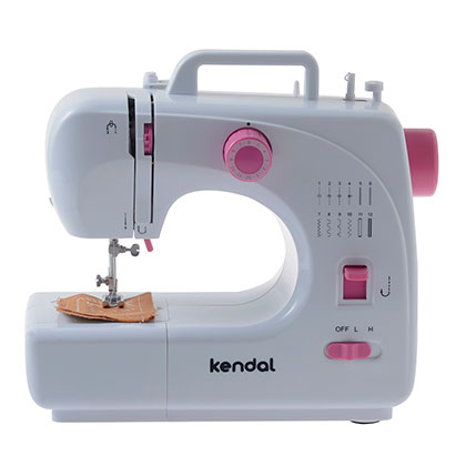 Maquina de coser kendal mc 108 24p for Maquinas de coser zaragoza