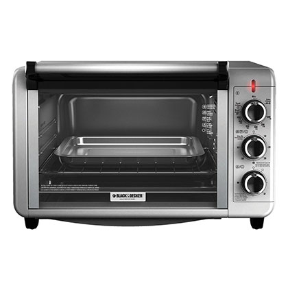 HORNO ELECTRICO BLACK & DECKER TO3210SSD-AR