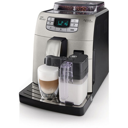 CAFETERA EXPRESS PHILIPS - SAECO HD8753/83 1900W PLATEADA