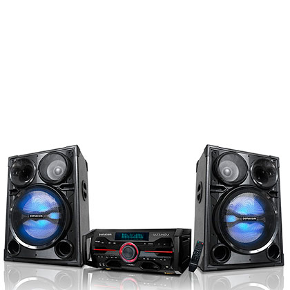 Home Theater Panacom AU-6102
