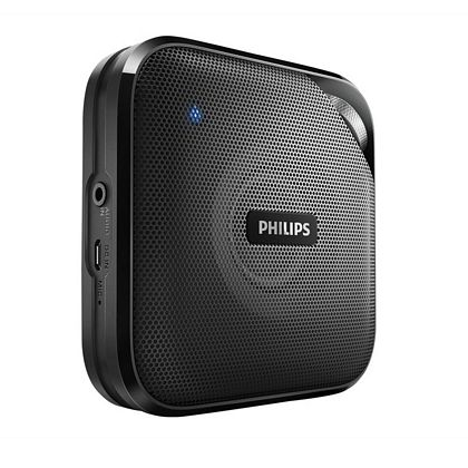 PARLANTE PORTATIL PHILIPS BT2500B/00 NEGRO