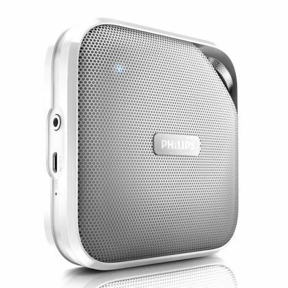 PARLANTE PORTATIL PHILIPS BT2500W/00 BLANCO