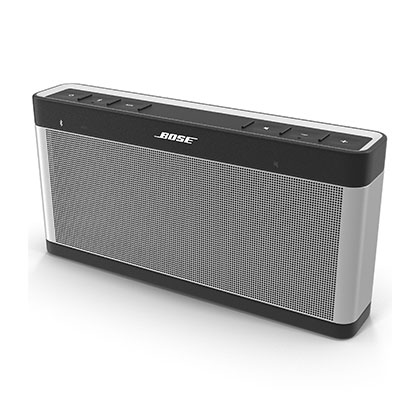 PARLANTE PORTATIL BOSE SOUNDLINK III BLUETOOTH