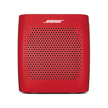 PARLANTE PORTATIL BOSE SOUNDLINK COLOR ROJO