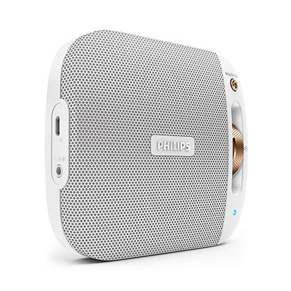 PARLANTE PORTATIL PHILIPS BT2600W/00 BLANCO
