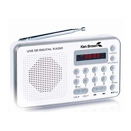 RADIO KEN BROWN DX 545
