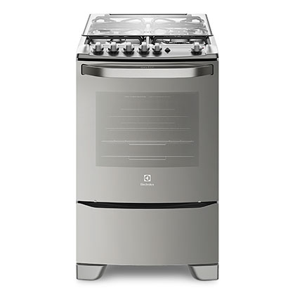 Cocina Electrica ELECTROLUX 56TAX inox