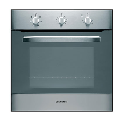HORNO ELECTRICO ARISTON FH52 IX ACERO INOXIDABLE