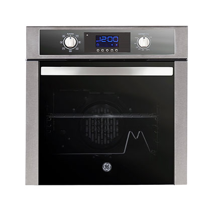 Horno Electrico Ge Appliances HEGE6054I Plateado