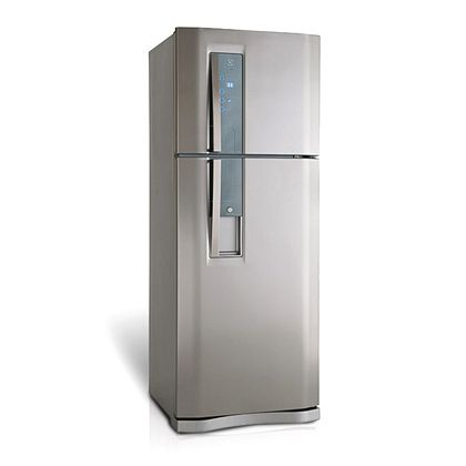 HELADERA NO FROST ELECTROLUX DXW51 INOX