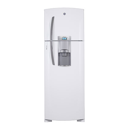 HELADERA NO FROST GE APPLIANCES HGE455B BLANCA