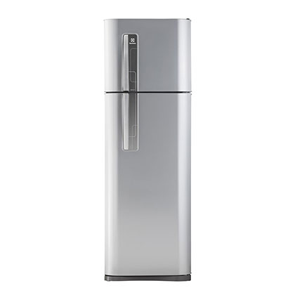 Heladera No Frost Electrolux DF3900P Gris Plata