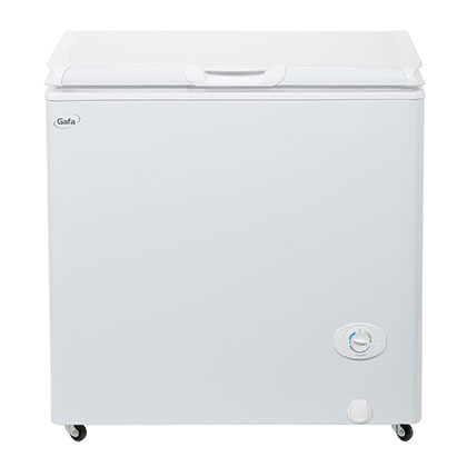 Freezer Gafa ETERNITY M210 Blanco