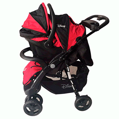 COCHE DE PASEO DISNEY BE612A TRAVEL SYSTEM CARS