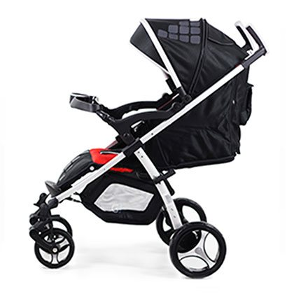 Coche Glee! A59TS Travel System Rojo