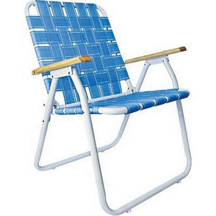 REPOSERA CAMPING COLOR SILLA PLEGABLE