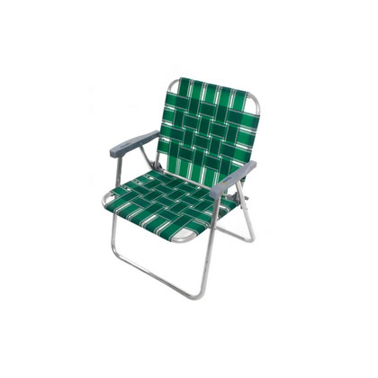 REPOSERA CAMPING COLOR SILLON ALUMINIO