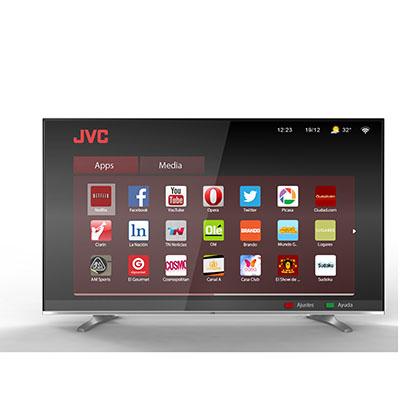 "TELEVISOR DE 32"" JVC LT32DA760 SMART"