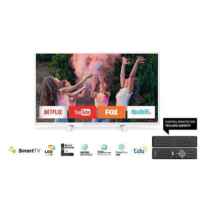 "TV LED 32"" SMART HD PHILIPS 32PFG5833/77"