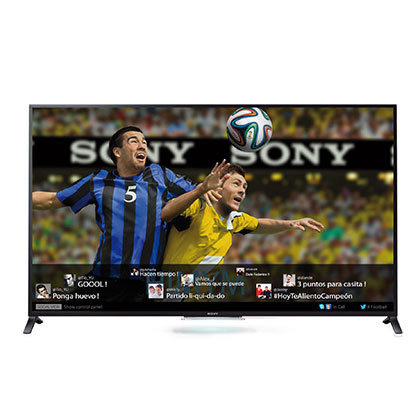 "SMART 3D TV LED 60"" SONY KDL60W855B"