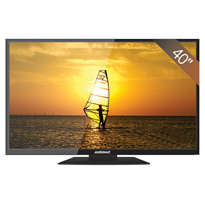 "TV LED 40"" HD  AUDINAC AL840"