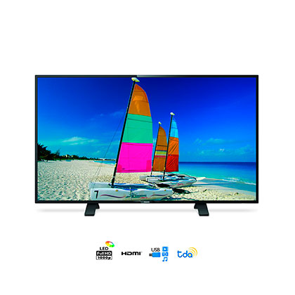 "TV LED 43"" FHD PHILIPS 43PFG5101/77"