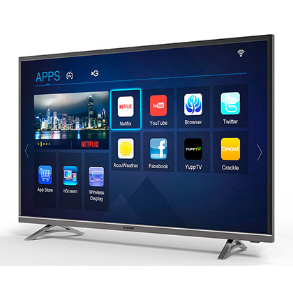 Tv Smart Led Ultra HD 4K Hyundai HYLED-43UHD