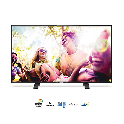 "TV LED 49"" FHD PHILIPS 49PFG5101/77"