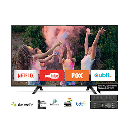 "Smart Tv Led 49"" Fhd Philips 49PFG5102/77"