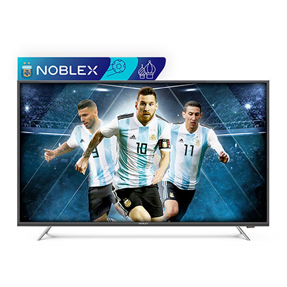 "Smart Tv Led 65"" 4k Uhd Noblex DI65X6500"