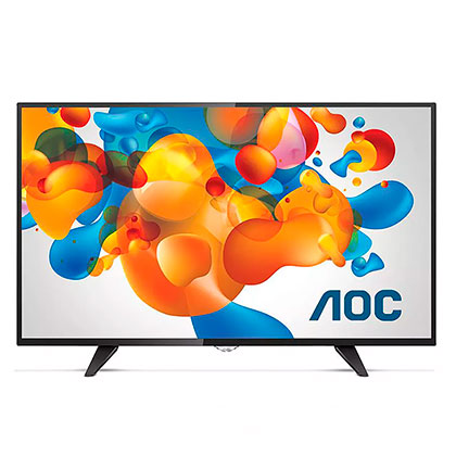 "Smart Tv Led 50"" Fhd AOC LE50S5970/28"