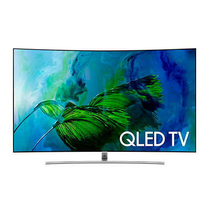 "Smart Tv Led 75"" 4k Ultra Hd SAMSUNG QN75Q8C Gris"