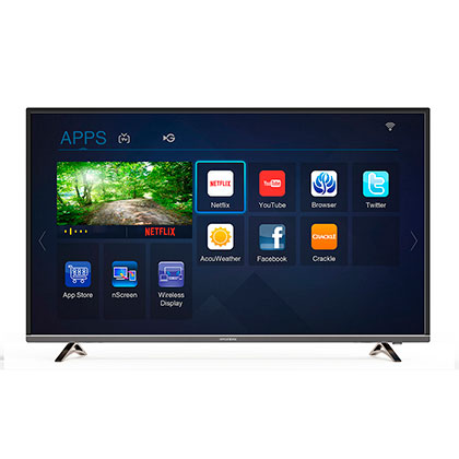 TV SMART UHD HYUNDAI HYLED-60UHD