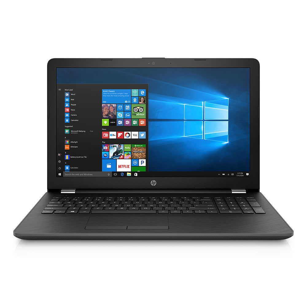 Notebook HP 15-bs046la Gris Oscuro