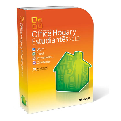 MICROSOFT - OFFICE HOME&STUDENT - 2010 BOX