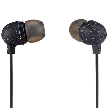 AURICULARES HOUSE OF MARLEY LITTLE BIRD BLACK EM-JE060-BK