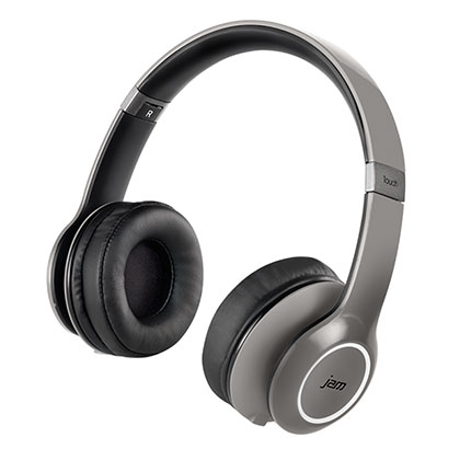 AURICULARES JAM TRANSIT TOUCH HX-HP910GY