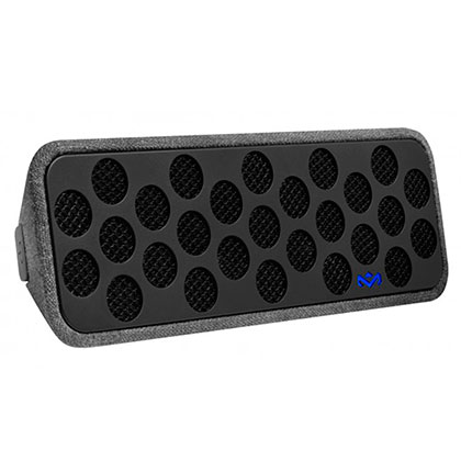PARLANTE PORTATIL HOUSE DE MARLEY EM-JA005-MI LIBERATE BT MIDNIGHT BLUETOOTH