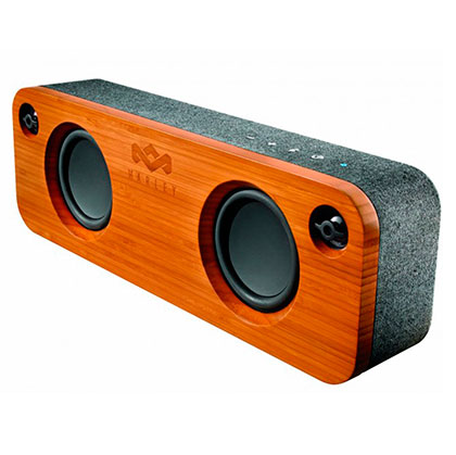 PARLANTE PORTATIL HOUSE DE MARLEY EEM-JA006-MI GET TOGETHER BLUETOOTH