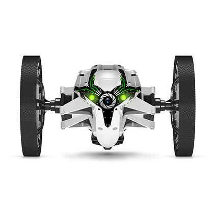 MINI DRONE PARROT JUMPING SUMO BLANCO