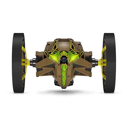Mini Drone Parrot Jumping Sumo Marron