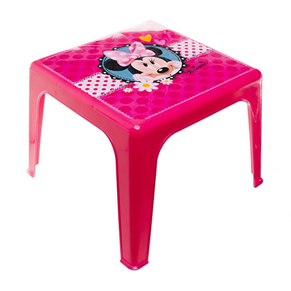 MESA INFANTIL DISNEY MINNIE