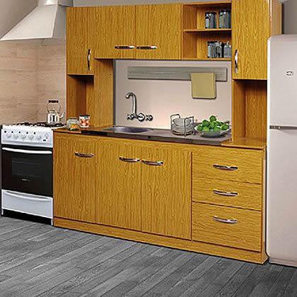 KIT DE COCINA ROBLE MAKENNA ARCO 31632115 - Ribeiro.com.ar