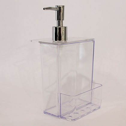 Dispenser Retro Cristal