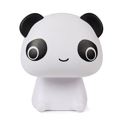 LAMPARA LED PANDA BLANCO