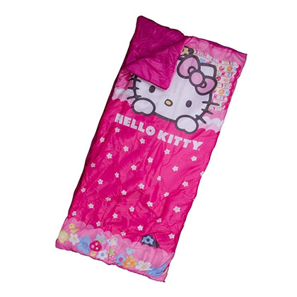 BOLSA DE DORMIR DISNEY HELLO KITTY
