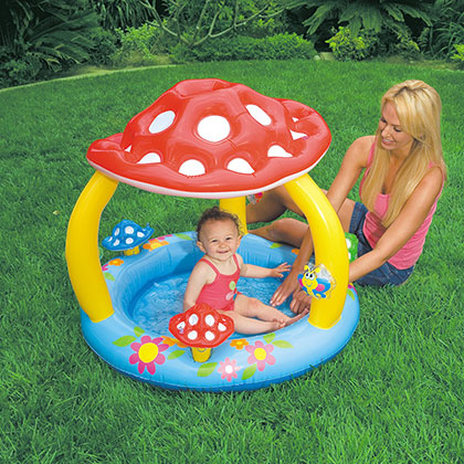 PILETA INFLABLE INTEX 19616/7 HONGO