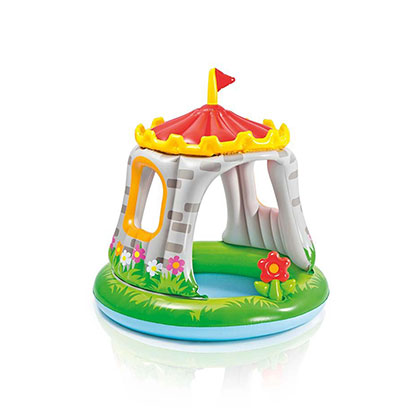 PILETA INFLABLE INTEX 22755/5 CASTILLO ROYAL