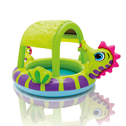 PILETA INFLABLE INTEX CABALLITO DE MAR